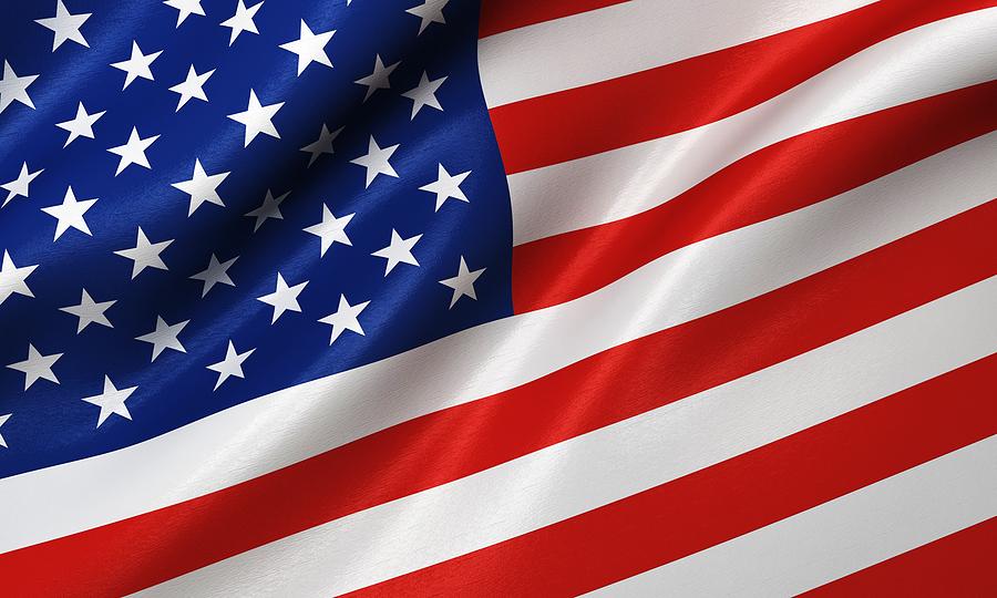 bigstock American flag background