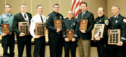 Officer of the Year Awards