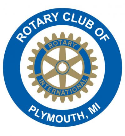 Plymouht MI Rotary Logo e