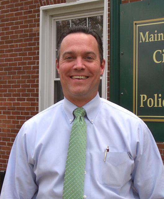 Police Chief Al Cox