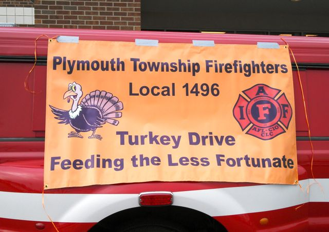 Turkey Drive Sign