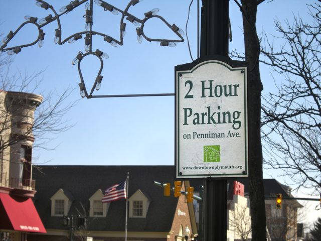 Penniman Ave Parking