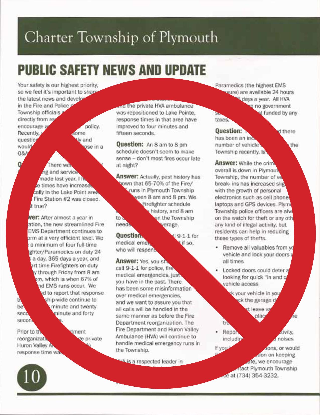 CTP newsletter