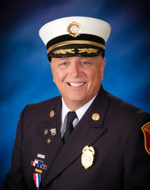Richard Marinucci Deputy Director of Fire Service