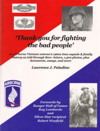 LARRY PALADINO BOOK