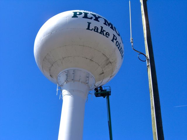 Lake Pointe Water Tower