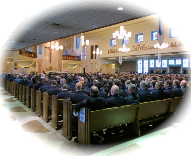 Mass for Brian Woehlke