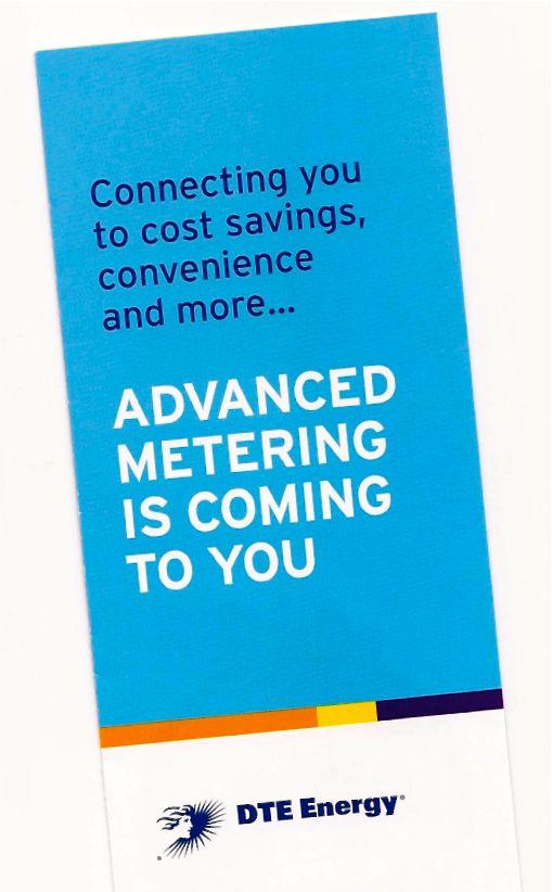 Smart Meter Coming