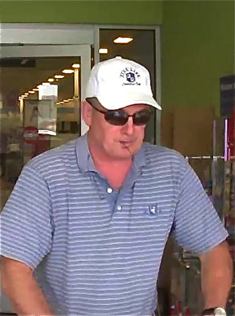 NORTHVILLE TOWNSHIP FRAUD SUSPECT