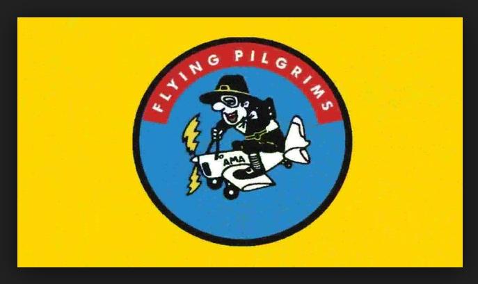 Flying Pilgrims