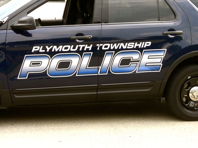 Plymouth Township Police Vehicle