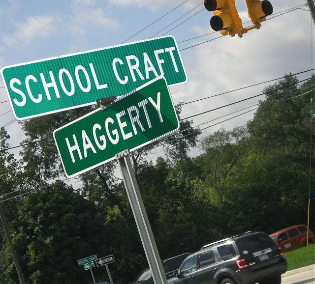 Schoolcraft Haggerty Rds