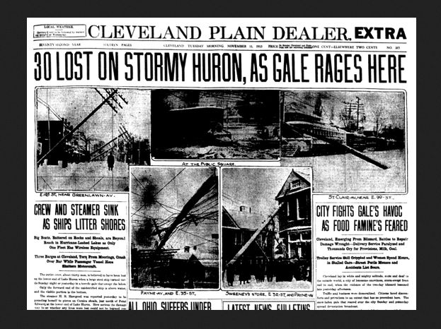 Lincoln Dealer Milwaukee >> 100th Anniversary of the 1913 Great Lakes White Hurricane ...