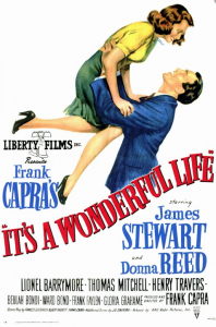 Movie Poster It's a Wonderful Life