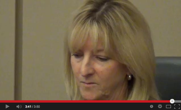 Plymouth Township Clerk Nancy Conzelman