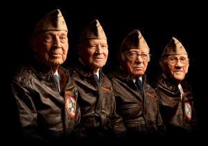 The last four Doolittle Raiders