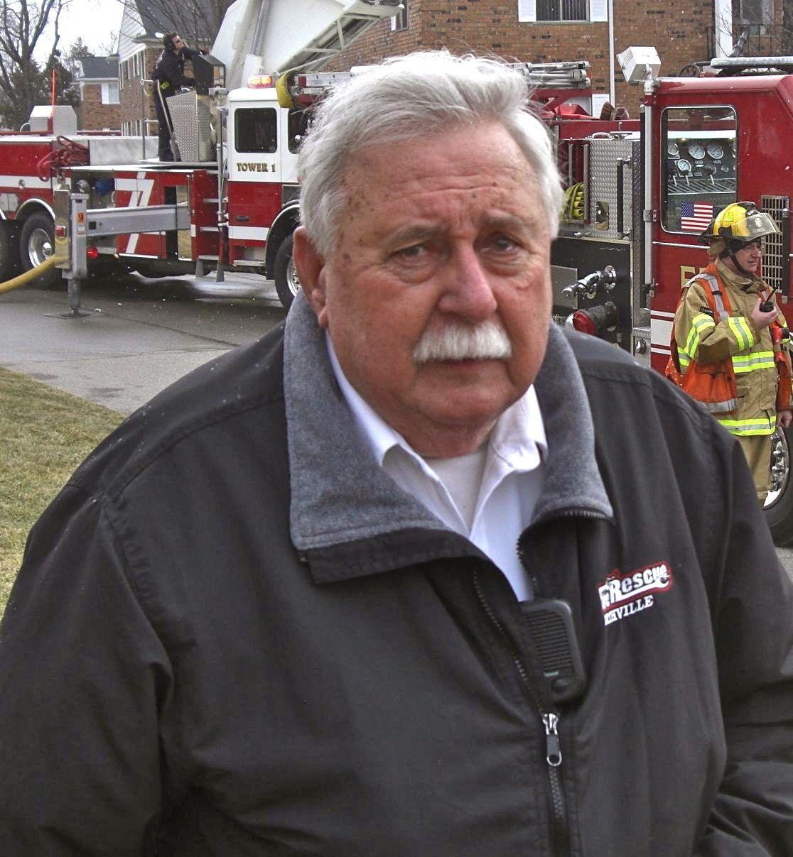Jim Allen Northville Fire Department