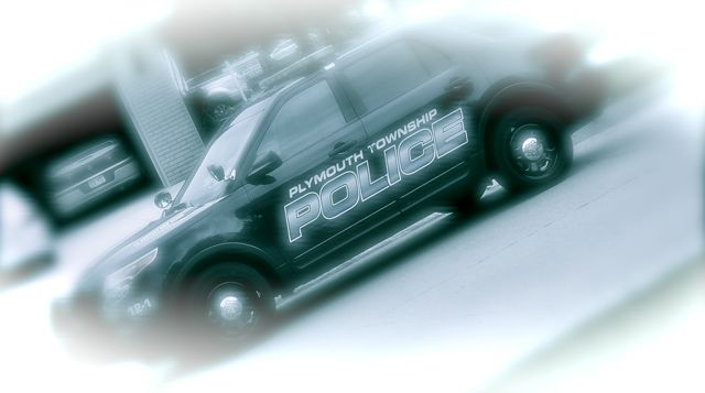 Plymouth Township Police Cruiser