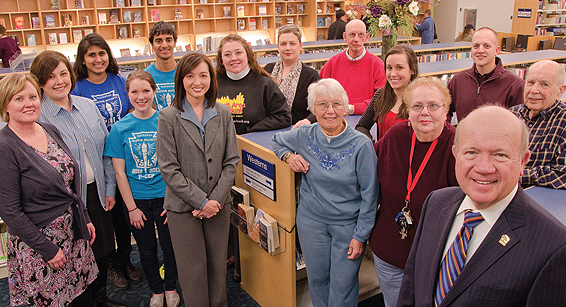 Canton Public Library Staff