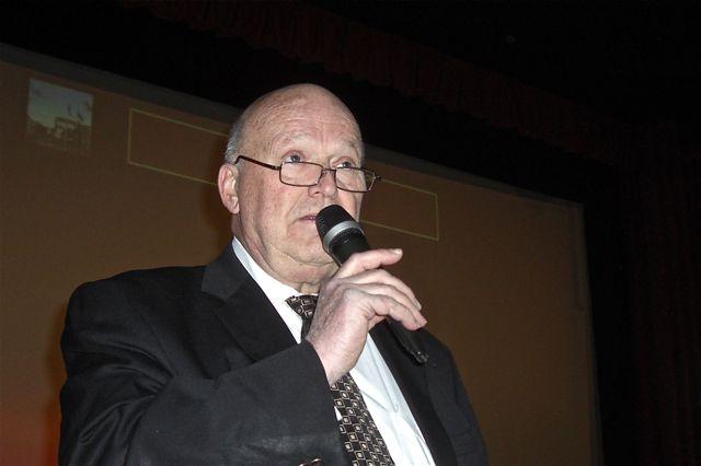 Don Soenen PARC spokesperson