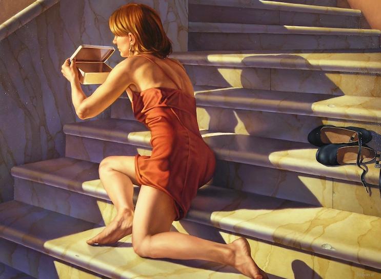Psyche II  by Robert Schefman