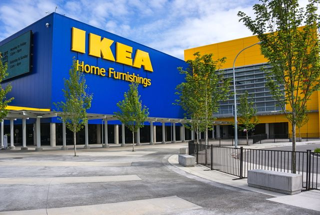 Ikea Store Expansion