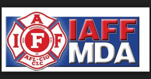 MDA and IAFF Logos