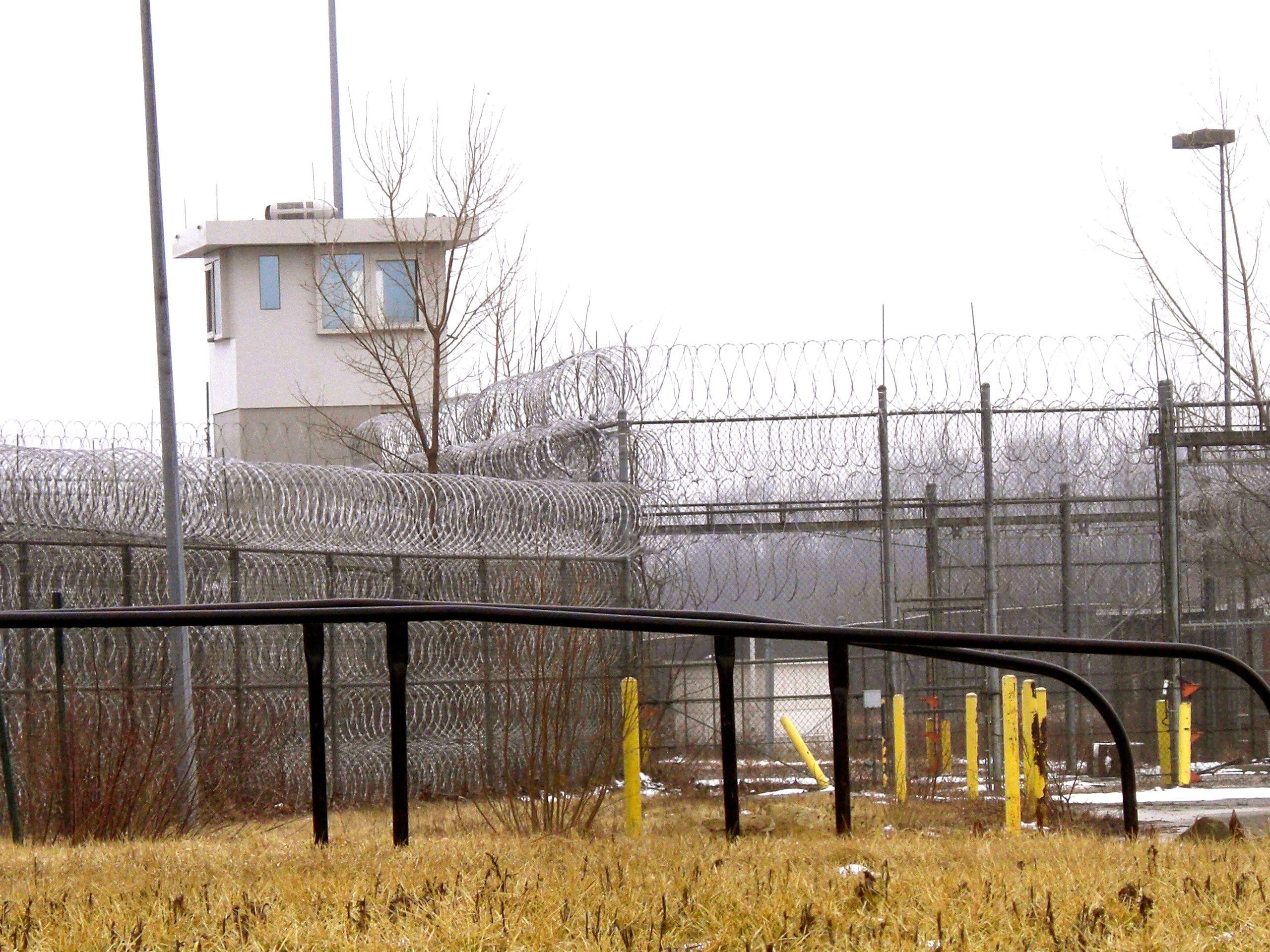 Prison Gate House DeHoCo