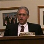 Plymouth Township Attorney Timothy Cronin