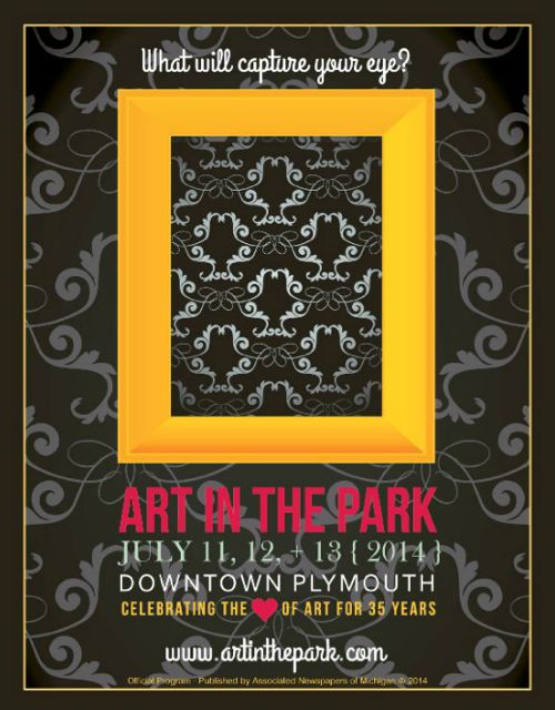 Art in the Park Official Program