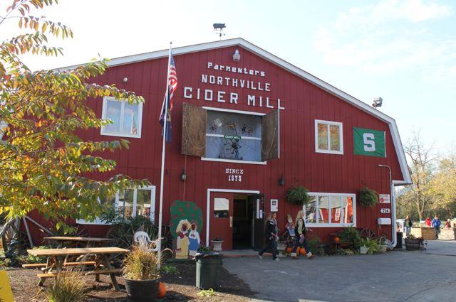 Parmenters Northville Cider Mill