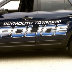 Ply Twp Police Vehicle