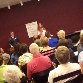 Plymouth Concerned Citizens Meeting