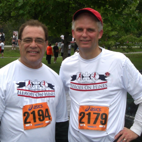 Robert Ficano and Kevin Byrnes