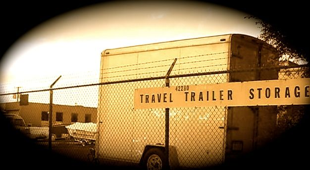 Travel Trailer Storage Lot Plymouth Township