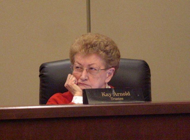 Kay Arnold Plymouth Township Trustee