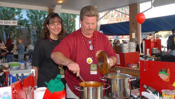 Plymouth Chili Cookoff