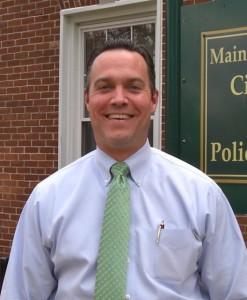 City of Plymouth Police Chief Al Cox