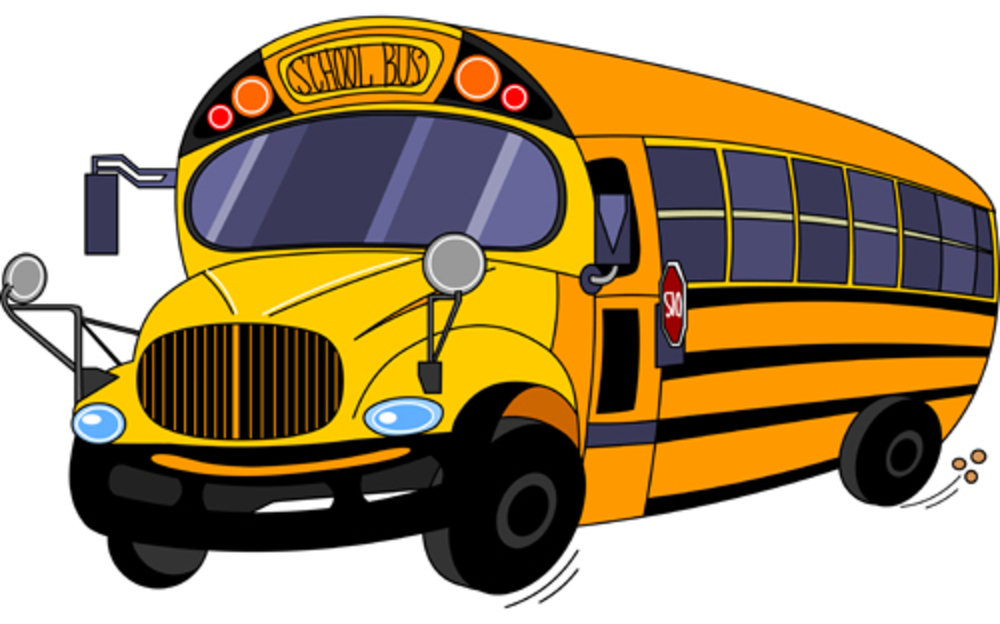 School Bus Illus