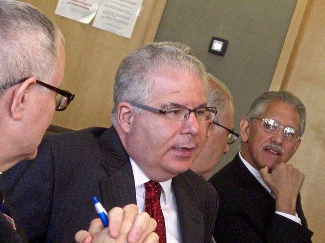 Detroit Attorney John Nader