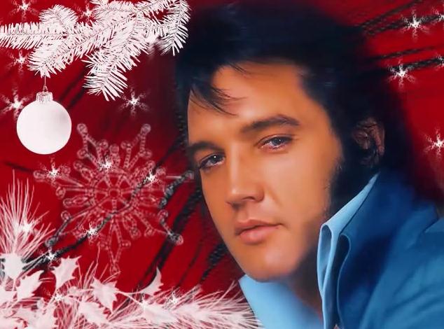 Elvis Christmas Time