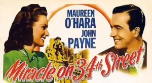 Miracle on 34th St. Poster