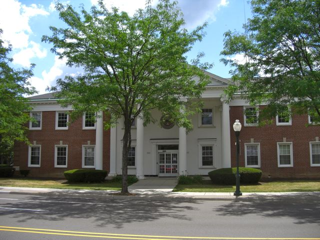 Plymouth City Hall