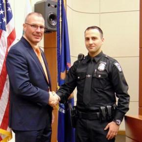 Ziad Elias -canton police dept