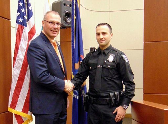 Ziad Elias canton police dept