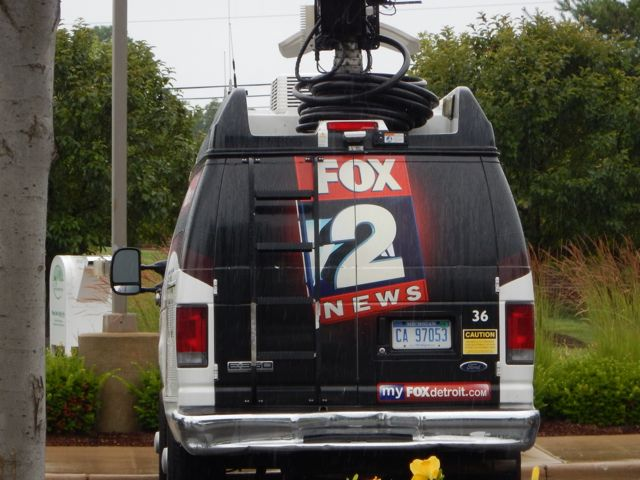 Fox  New Van