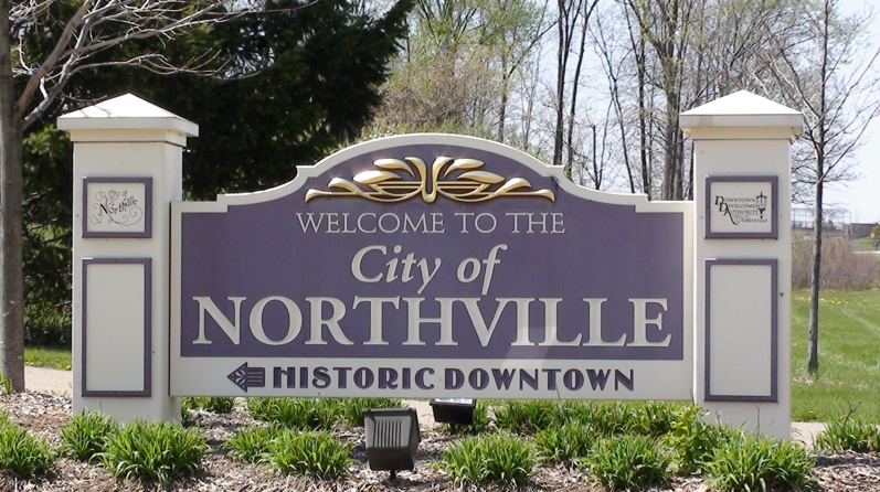Northville Sign
