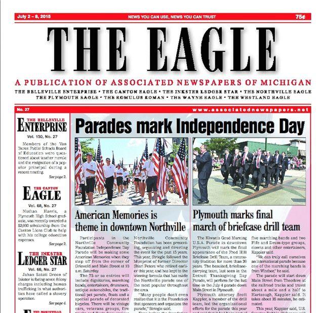 Eagle July
