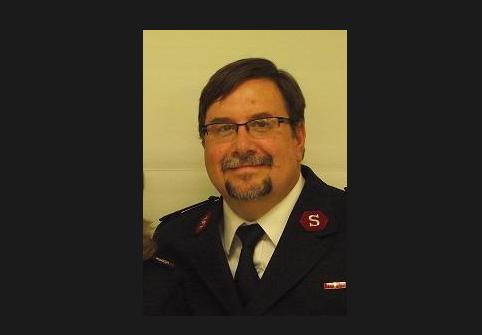 Major Keith Bailey