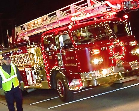 Northville Lighted Xmas Parade